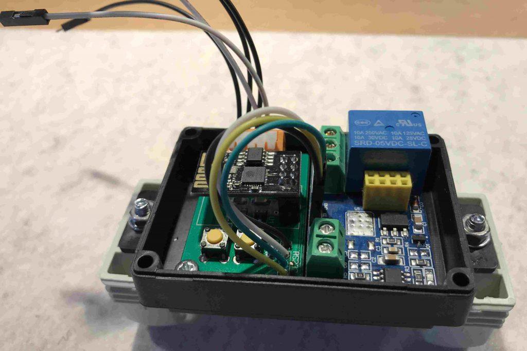 ESP8266 - Tor-Öffner